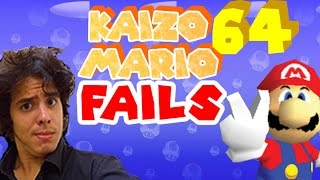 Diepiify Mejores Fails Kaizo Mario 64