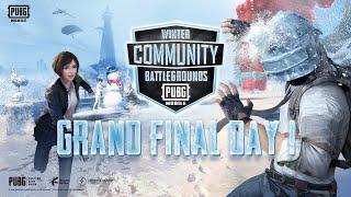 PCC Winter Battlegrounds - Grand Final Day 1