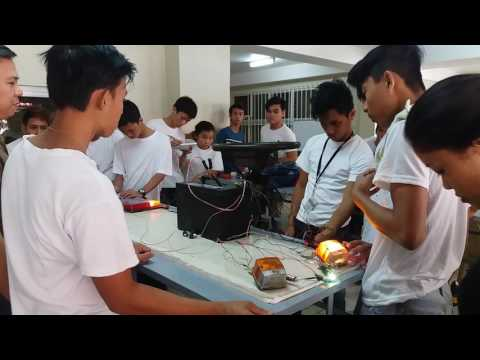 Automotive Activity-  Auto-Electrical Wiring Installation (Lighting System Part 1)