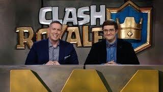 Clash Royale: Touchdown Tournament Teaser!