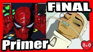 El SPIDER-MAN CANCELADO de MTV   Primer VS Ultimo Capítulo