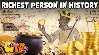 The Man With the Most Gold | WHAT THE PAST