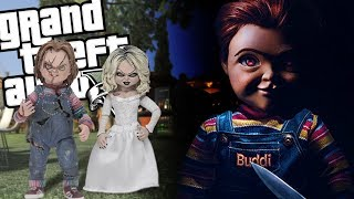 The NEW Childs Play Gets MARRIED MOD (GTA 5 PC Mods Gameplay)