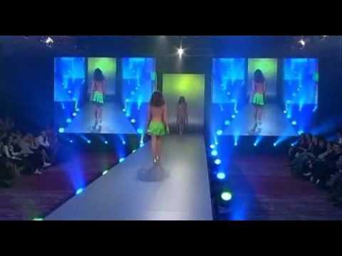 Zagreb 2008 -- Fashion show