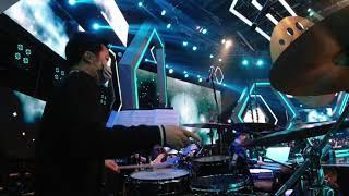 Download Echa Soemantri - Bohemian Rhapsody - Nikita | The Voice Kids Indonesia #ESdrumcam