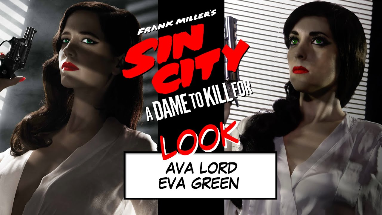 Eva green sin city a damn to kill for - 3 2