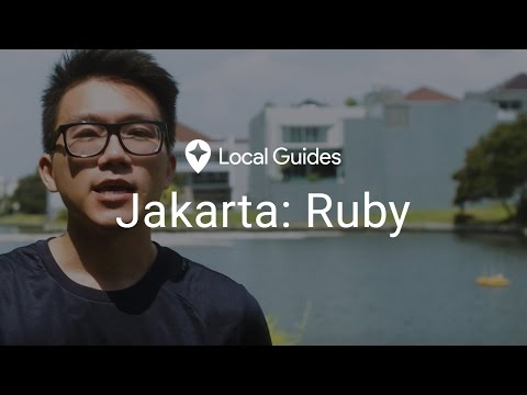 The Best Way to Explore Jakarta - Local Guides Stories 2