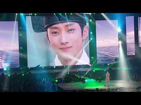 030217 2017 Global Peace Concert One K in Manila (fancam) - BAP, AOA Choa, B1A4 Sandeul ~ KDrama OST