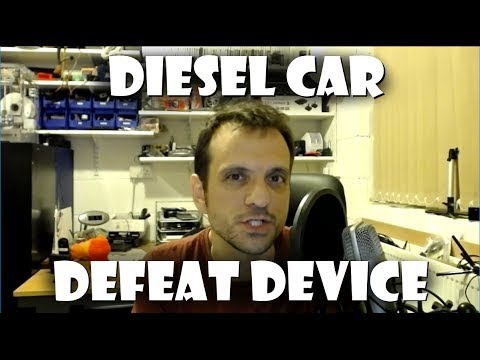 VW Diesel Defeat Device Explained