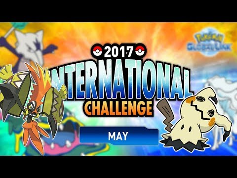 May International Challenge Battles! Battle Now to Claim Your Mega Stones!