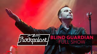 Blind Guardian live (full show) | Rockpalast | 2016