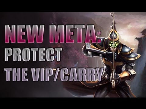 Protect The VIP League of Legends