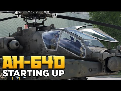 AH-64D Apache Project - Official Startup Tutorial