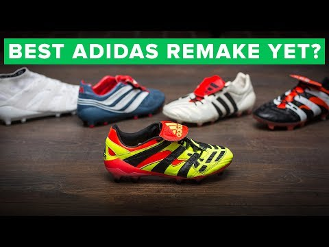 low priced 13c35 51405 Best adidas remake yet    Predator Accelerator Electricity 2018 - YouTube