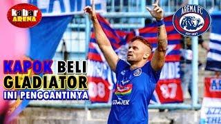 "Arema FC Kapok Belanja ""Gaya"" Robert Gladiator | Ini Calon Penggantinya"
