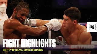 HIGHLIGHTS | Dmitry Bivol vs. Craig Richards