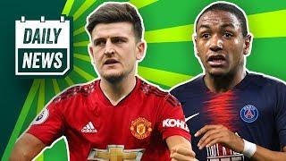 Ist Maguire besser als van Dijk? Man United bietet 90 Millionen!