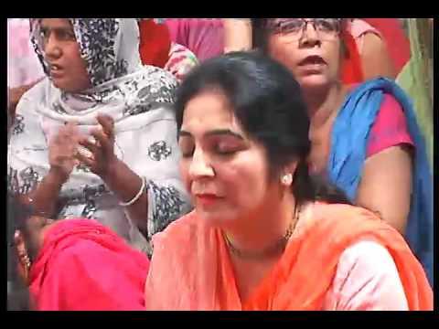 Bhajan Sandhya - Vinod Agarwal ji - Kalanaur (haryana)