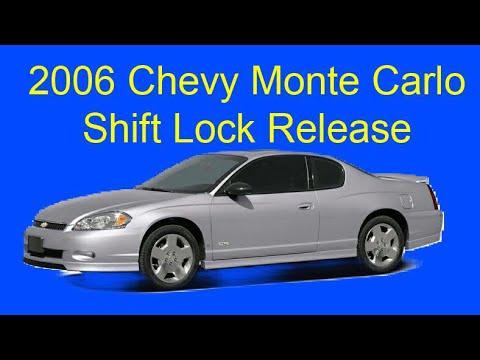 2006 Monte Carlo Shift Lock Release Youtube