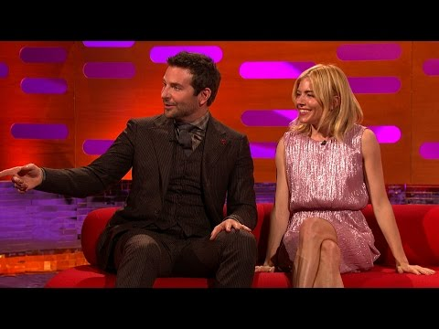 Bradley Cooper & Sienna Miller discuss the Paparazzi  The Graham Norton : Episode 6