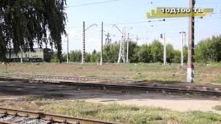 Видеозарисовки о станции Кинель (Куйбышевская железная дорога)