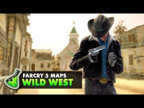 Far Cry 5 Maps - Wild West