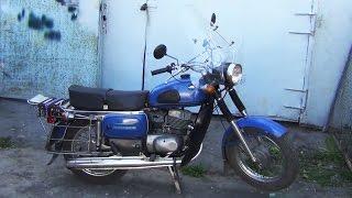 Советский мотоцикл ВОСХОД-2М