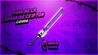 "CRIPTON'S SWORD GUIDE ""OF THE BEST SWORDS"" / FORTNITE SAVE THE WORLD"