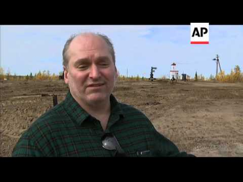 Oil Pollution - Russia's Dirty Secret