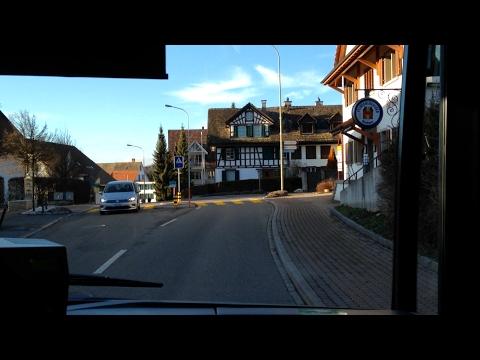 Postauto Zürich | Linie 220: Bonstetten-Wettswil, Bhf. - Zürich, Bhf. Wiedikon | MB Citaro C2 G