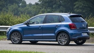 Volkswagen Polo BlueGT review