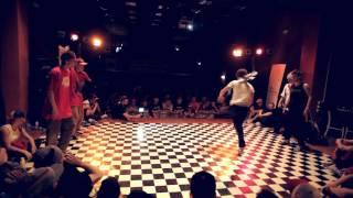 Ćwierć-Finał Sami Swoi 2012: Tatanaka vs Broken Fellaz