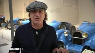 Rock'n'rollowe auta z Brianem Johnsonem w BBC Brit