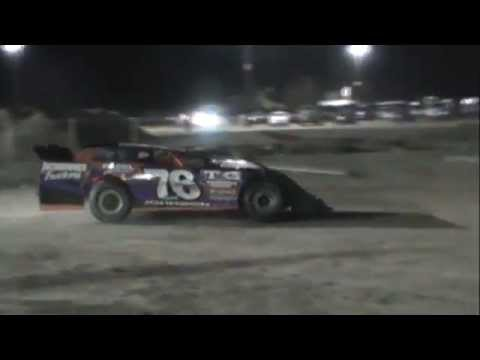 Central WA State Fair Raceway, September 26, 2015, NW Late Models A-Main - dirt track racing video image