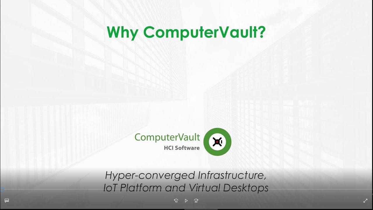 Why ComputerVault?