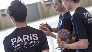 PSG Academy Handball : interview avec Nicolas Cochery