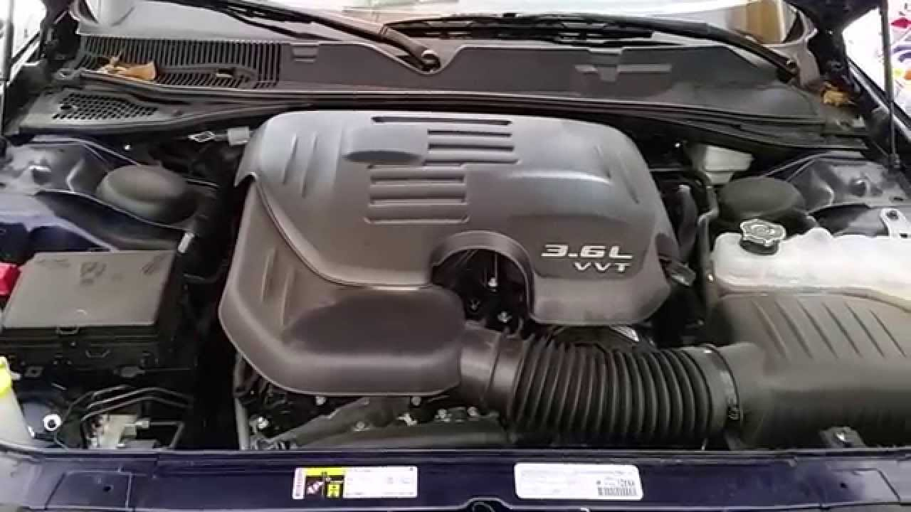 2015 Dodge Challenger Pentastar 36L V6 Engine Idling After Oil Change  Link To DIY Guide  YouTube