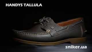 Мужские кожаные топ-сайдеры Handys Tallula(Стильные и очень модные в этом сезоне классические палубные туфли - топсайдеры. Выполнены из высококачеств..., 2015-04-24T11:07:22.000Z)