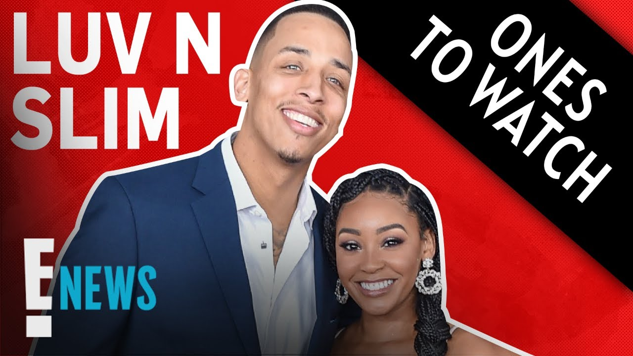 Jasmine Luv & Corey Barrett From Luv N Slim: Ones to Watch | E! News