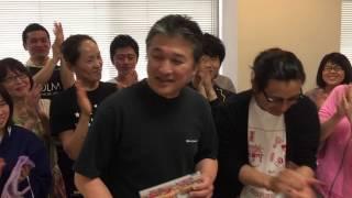 吉本新喜劇・青野敏行さんが登場です。「1995年、大怪獣ガジラ襲来」神戸公演は5月23、24日!