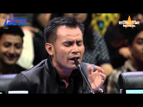 Bertiga feat Judika  Swear It Again  Westlife   Rising Star Indonesia Eps 6