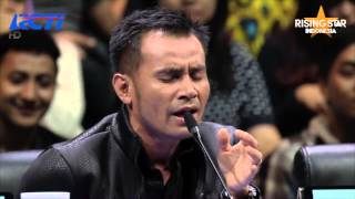 vuclip Bertiga feat Judika  Swear It Again  Westlife   Rising Star Indonesia Eps 6