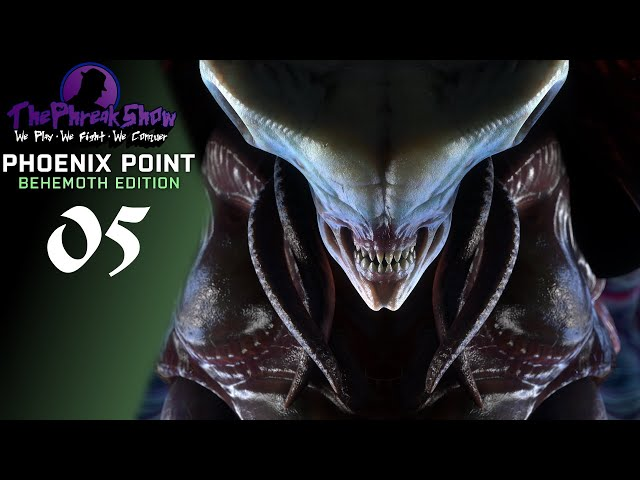 Let's Play Phoenix Point: Behemoth Edition - (PS4) - Part 5 - They Brought Guns To A Gun Fight!