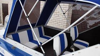 Комплексный тюнинг «Амур 2»(Комплексный тюнинг «Амур 2» Катер «Амур-2» по праву завоевал расположение любителей отдыха на воде. Со врем..., 2016-03-26T12:05:22.000Z)
