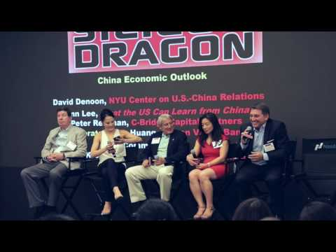 Silicon Dragon NY 2016: China Outlook Panel