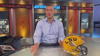 Burrow, LSU No. 1 in red zone, turnovers key in championship