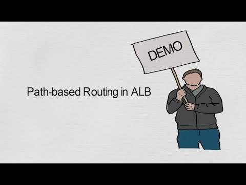 AWS - Path - based Routing in Application Load Balancer (ALB) | Deep Dive |  Part 5