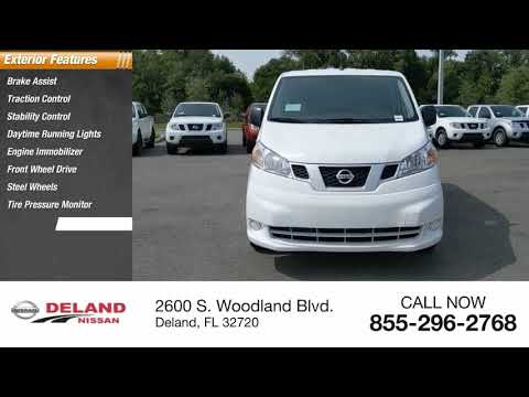 2020 Nissan NV200 Compact Cargo DeLand Nissan K690220