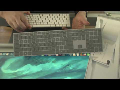 Hands-On with Microsoft Surface Keyboard and Surface Ergonomic Keyboard