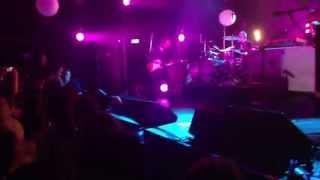 Bosse - Alter Affe Angst live Garage SB 14.4.13